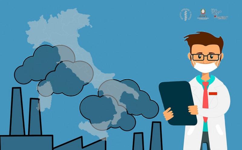 Temi News Inquinamento Atmosferico E Covid 19 Iss Ispra E Snpa Avviano Uno Studio Epidemiologico Nazionale Arpal