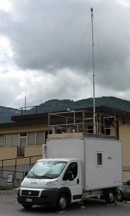 mezzo mobile ARPAL SP